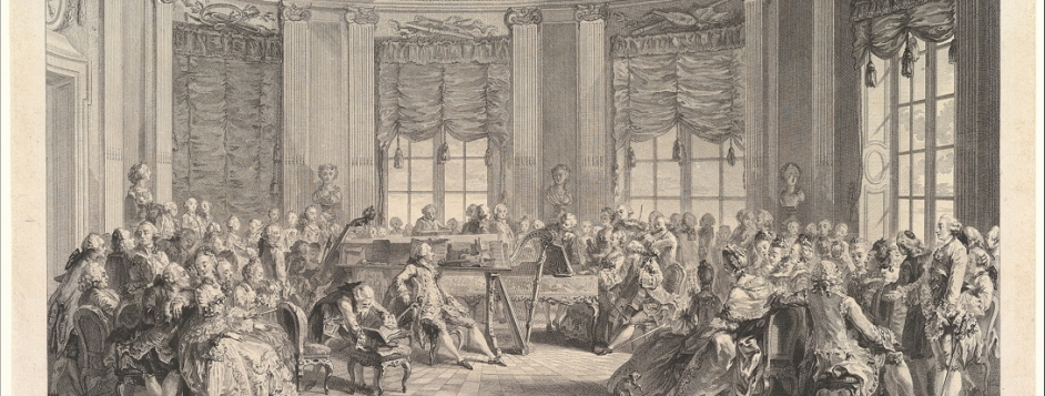 Fig. 3.2 Antoine Jean Duclos, <em>The Concert.</em>